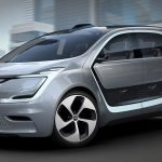 Chrysler Shows Portal Concept Vehicle With Facial Recognition