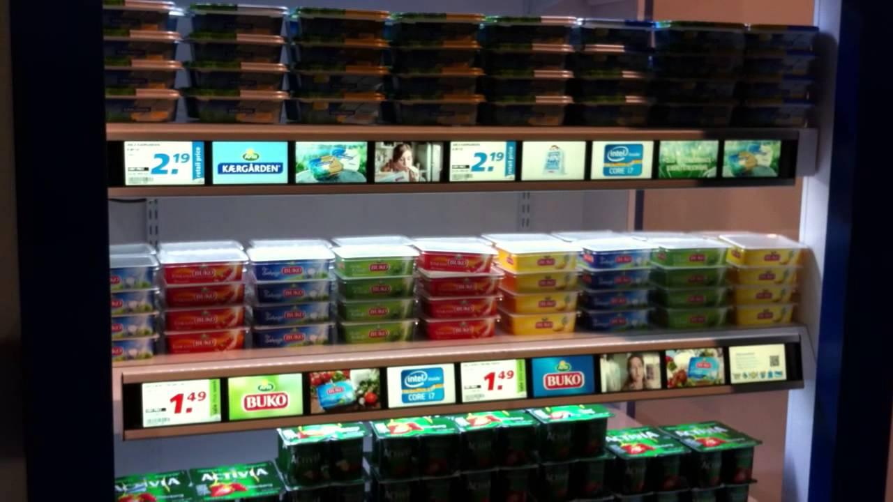 Smart Stores Include Robots Interactive Shelves Surveillance