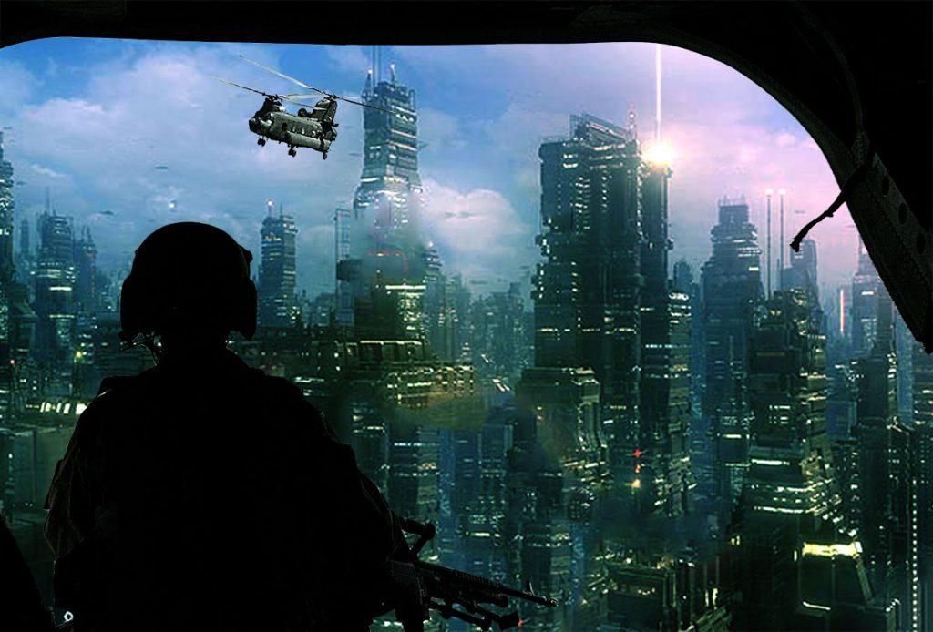 Fighting in megacities