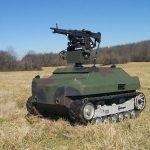 Roboții vor deplasa o gamă largă de locuri de muncă militare