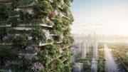 nanjing green towers