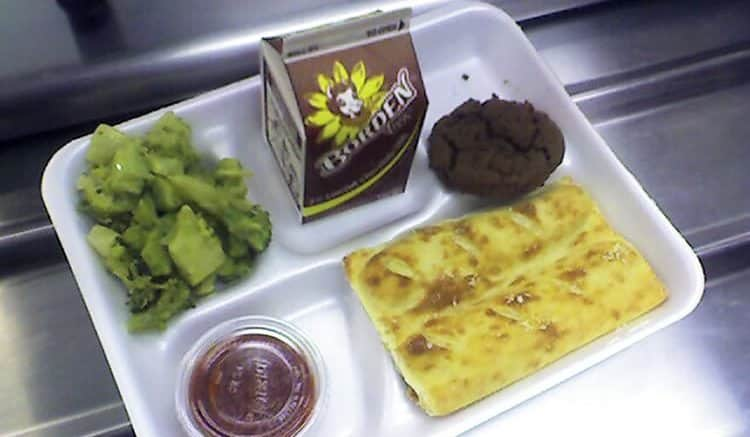 school lunch