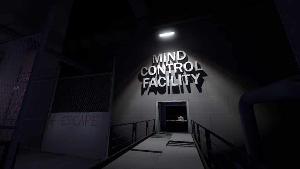 Mind control facility