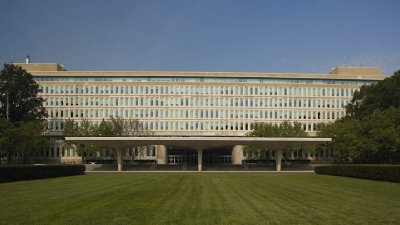 CIA Headquarters, Langley