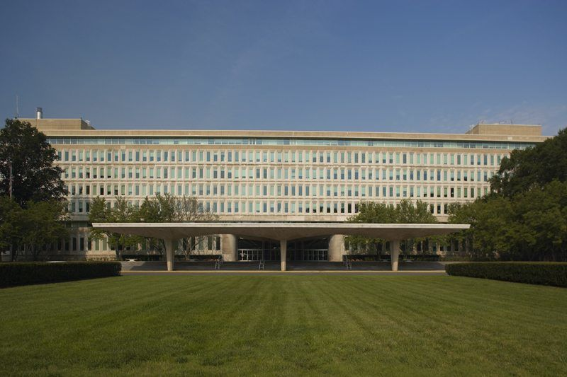 CIA Headquarters, Langley