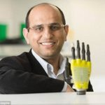 Scientists: Graphene Powered 'Electronic Skin' More Sensitive Than Human Skin