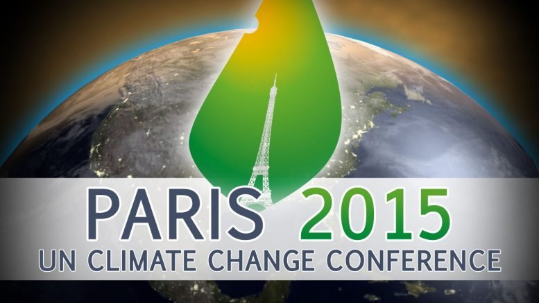 Paris 2015 UN Climate Agreement