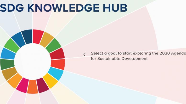 SDG Knowledge Hum
