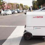Delivery Robots Will Become A Sidewalk-Clogging Nightmare