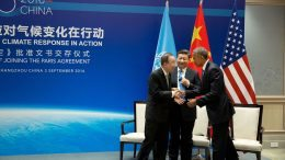 obama signe un accord à paris en chine