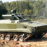 Russian Army Testing 14.7 Ton Robot Tank With 30mm Automatic Gun