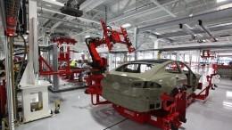 Tesla Auto Plant