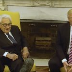 Henry Kissinger Meets With Trump In Oval Office Day After Comey Fired
