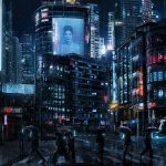 Cyberpunk Gaining Ground Like Ghost In The Shell