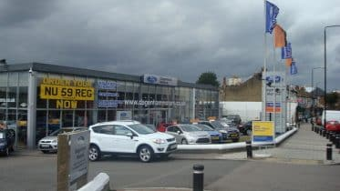 London car dealer