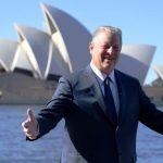 Australia responde a la visita de Al Gore: ¿quién teme al monstruo del clima grande y malo?