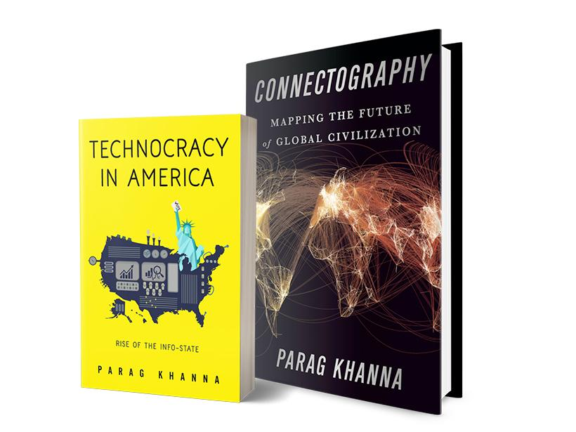 khanna connectography
