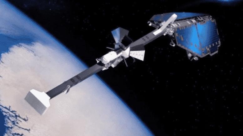 QUESS Satelite