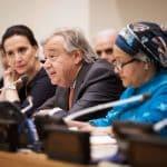 UN-Chef wird globale Finanzen für eine nachhaltige Entwicklung umgestalten