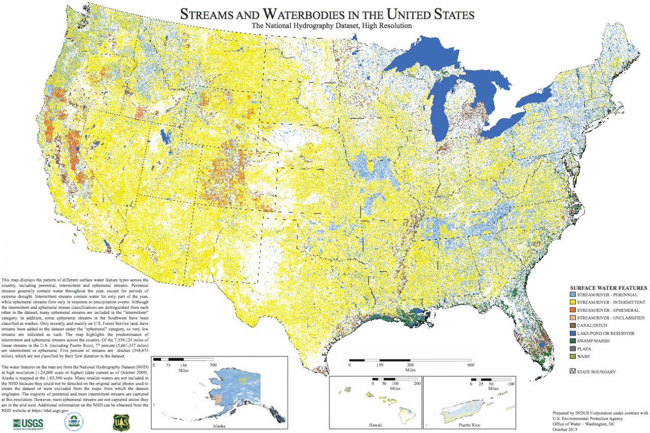 EPA Controls water