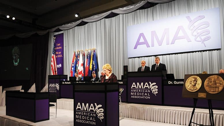 American Medical Association Picture