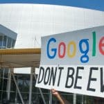 Will Anti-Trust Laws Be Used To Break Up Google?