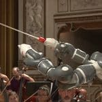 Robot Orchestra 'Conductor' Steals The Show From Opera Star?
