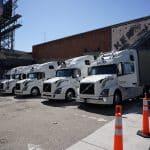 Het einde van de weg voor Amerikaanse vrachtwagenchauffeurs komt in zicht