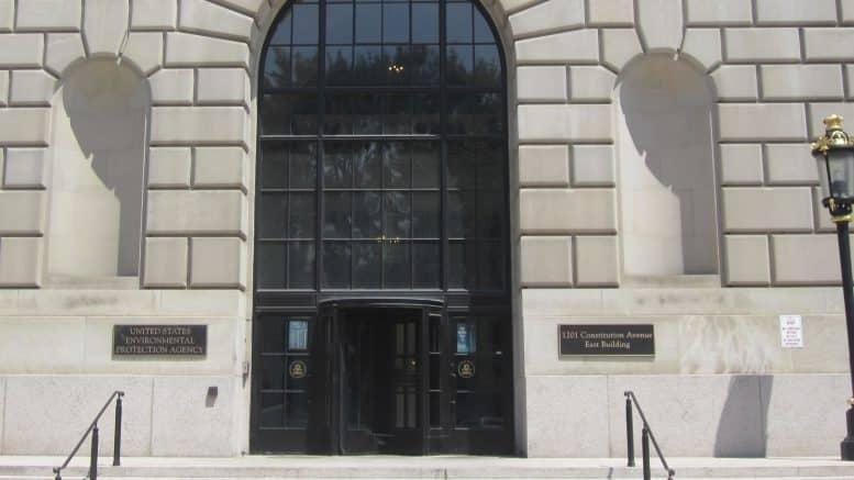 EPA Building, Washington, DC