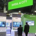 Nvidia faz parceria com Alibaba e Huawei para criar plataforma de cidade inteligente