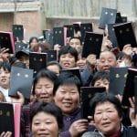 La Cina esorta i contadini cristiani a sostituire le immagini di Gesù con Xi Jinping