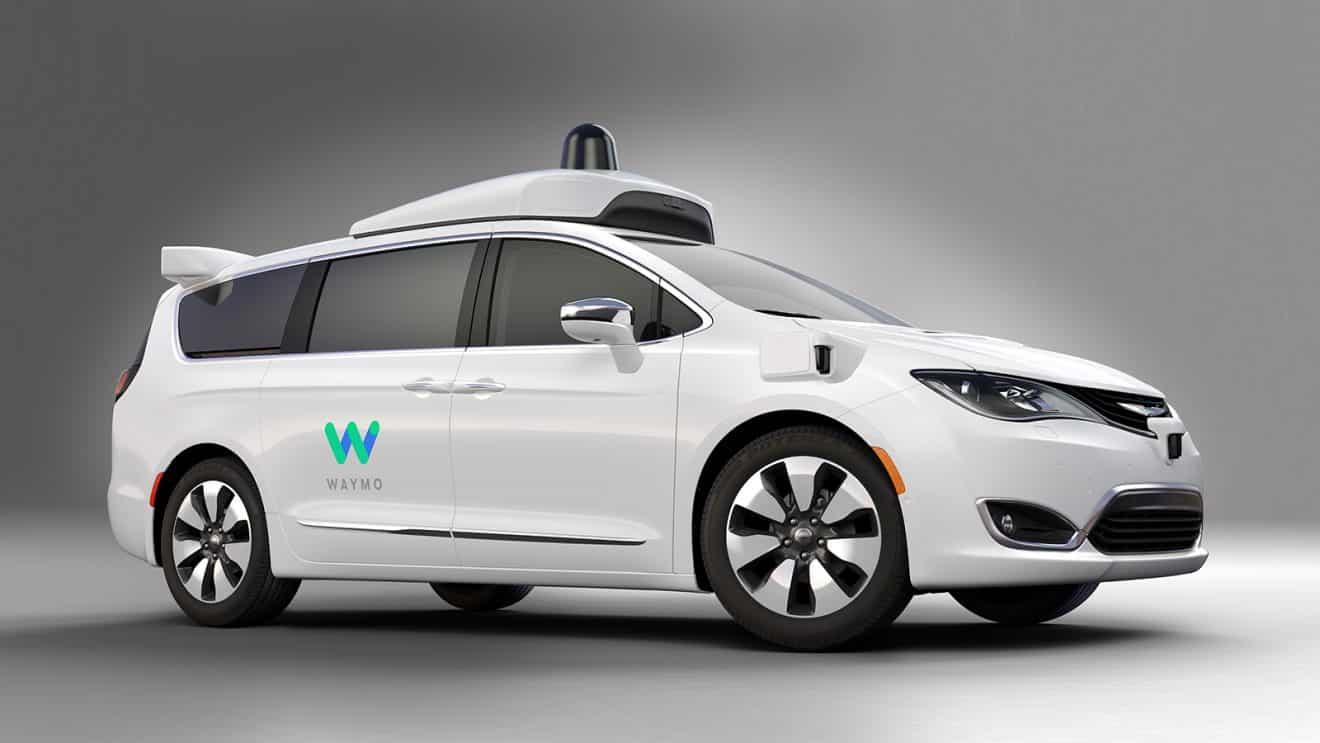 Waymo Self-Driving Vans Regular Targets Of Road Rage