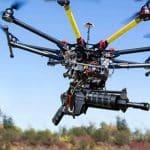Hjemmesikkerhed advarer om våbenudviklede droner og lufttrusler