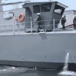 DARPA: 'Sea Hunter' Drone Ship Joins U.S. Navy Fleet
