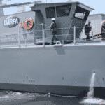 DARPA: 'Sea Hunter' Drohnenschiff tritt der US Navy Flotte bei