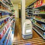 Walmart Fields Robot Army til lager og re-lager hylder