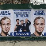 New York Plastered With Anti-Facebook Posters By Well-Known Street Artist 'Sabo'