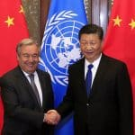 UN Secretary General Praises Xi Jinping's Commitment To The 2030 Agenda
