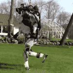 "Boston Dynamics Creates ""Terrifying"" Robot That Can Run, Jump And Climb"