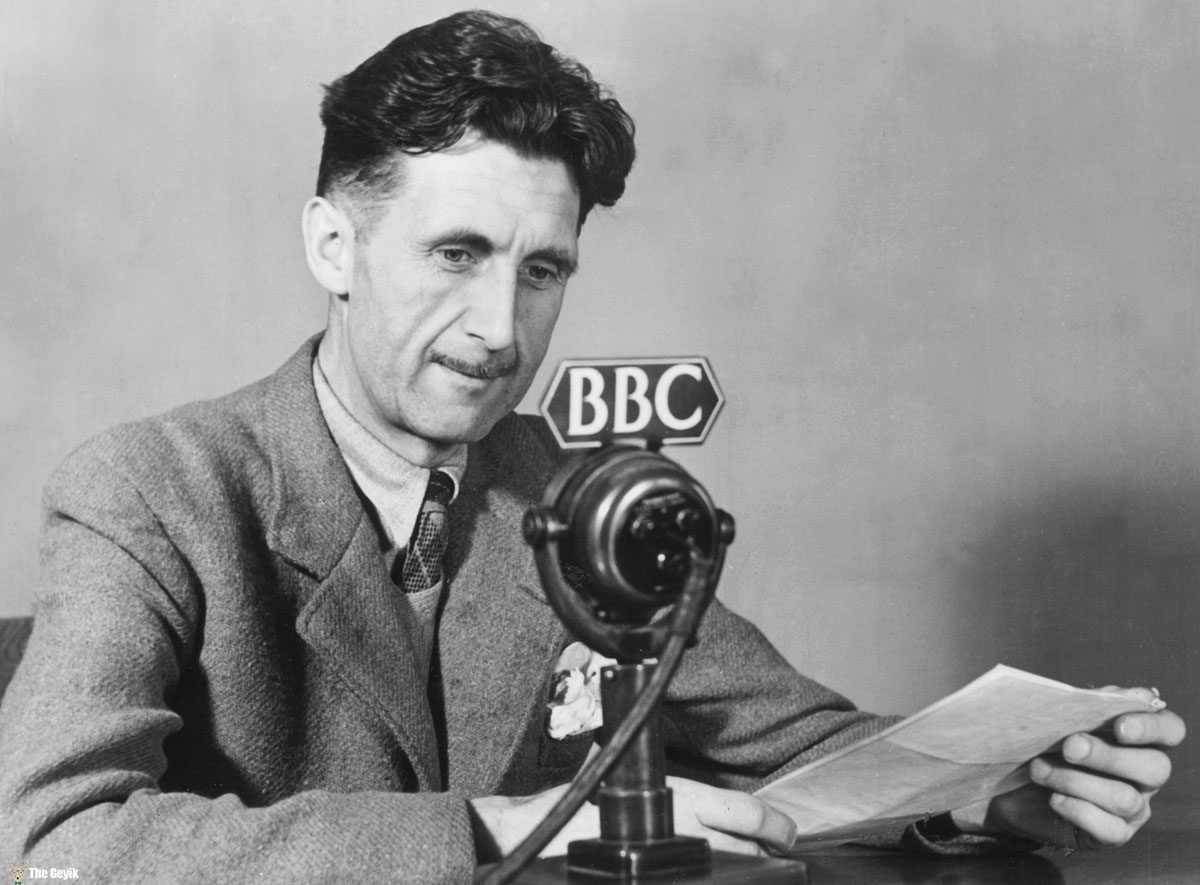 George Orwell: Jaded Revolutionary And Dystopian Writer