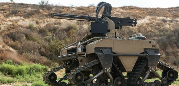 U.S. Army To Deploy Autonomous Killer Robots On Battlefield By 2028