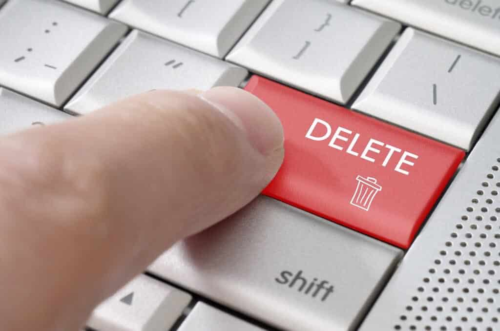 Forty Percent Have Deleted A Social Media Account In Past Year Over Privacy Worries