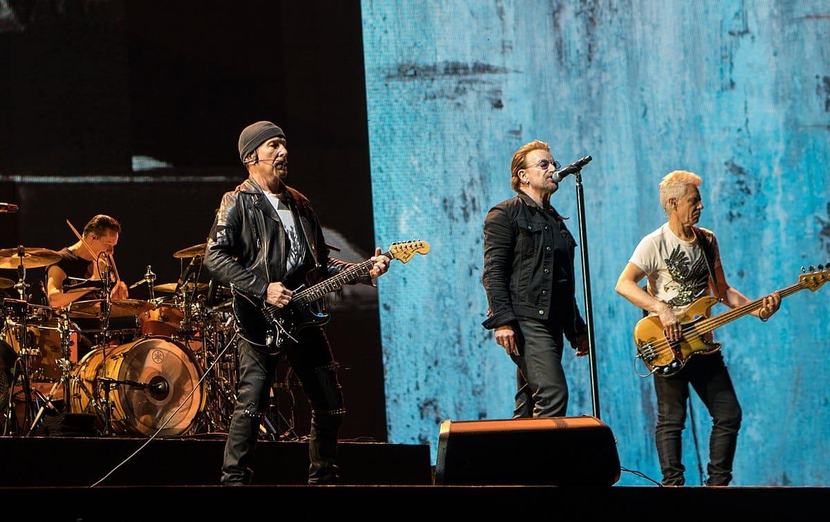 Bono Warns On Threats To Existence Of UN, EU And NATO