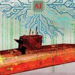 Китай запустит автономные подводные лодки с искусственным интеллектом 2020