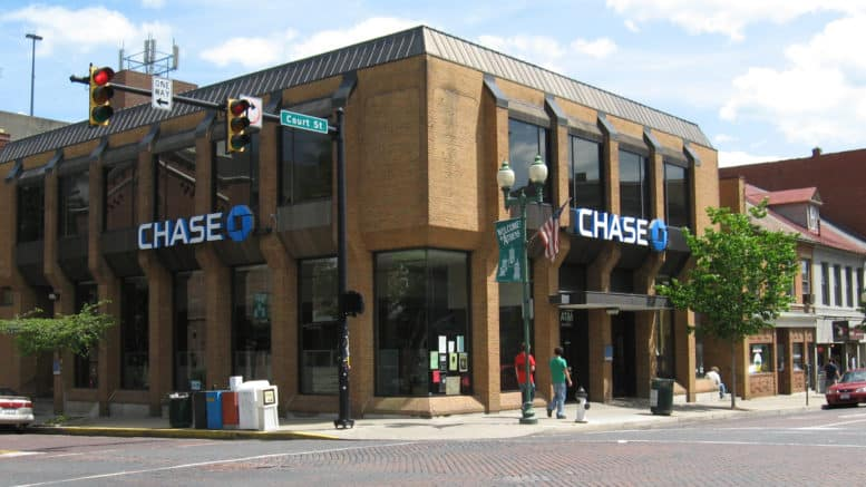 Chase Bank's ATMs Go Cardless With Smartphone Validation