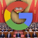 U.S. Must Put A Ban On Google Helping China Develop A Global Digital Dictatorship