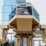 """Gargantuan: Russia's New 4.5-Ton Bulletproof 'Soldier Suit"""" Robot"""