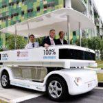 Primetime? Eine schnelle Geschichte und Zukunft autonomer Fahrzeuge