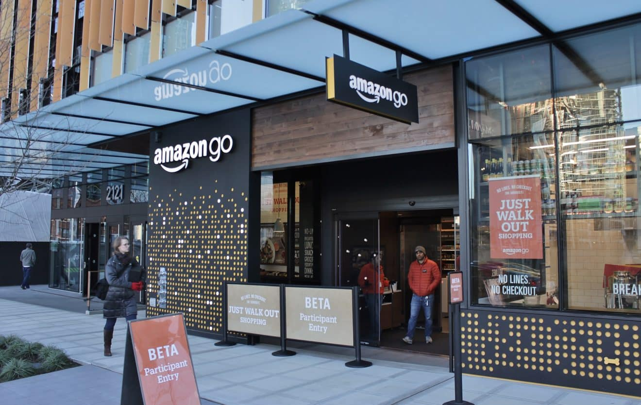 Amazon Plans To Open 3,000 Cashierless, Cashless Stores By 2021