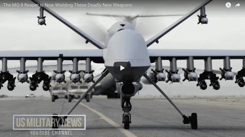 Drones Unleashed: First Unmanned Air-To-Air Kill Signals New Era Of Warfare